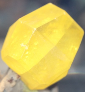 Sulfur Mineral