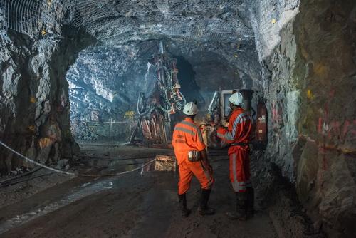 Underground Mining Loulo Mali