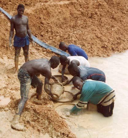 Sierra Leone Miners