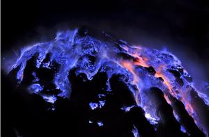 Kawah Ijen Volcano, Indonesia
