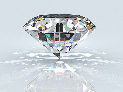 Diamond-gem