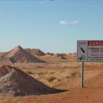 Opal Mines in Australia