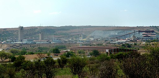 Mponeng Gold Mine
