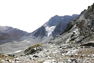 Rock Glacier Mountain