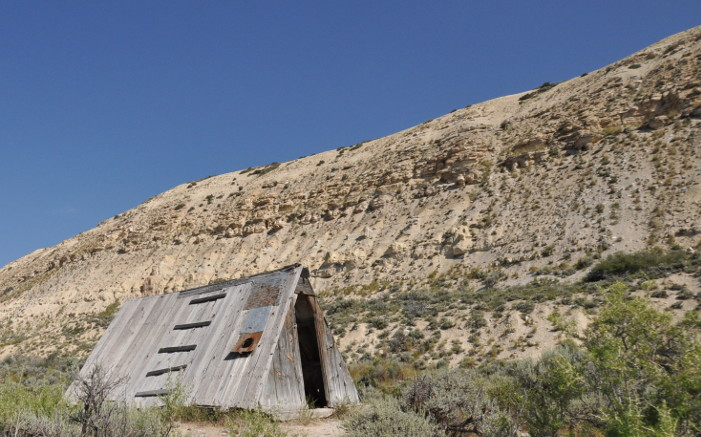 Haddenham Cabin, Fossil Butte National Monument